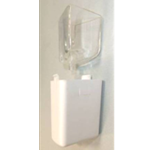 Nozzle Sachet Housing with Glass Insert