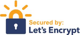 Secured by Let's Encrypt - A nonprofit Certificate Authority providing TLS certificates to 225 million websites.